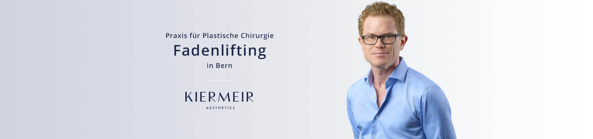 Fadenlifting in Bern - Dr. David Kiermeir