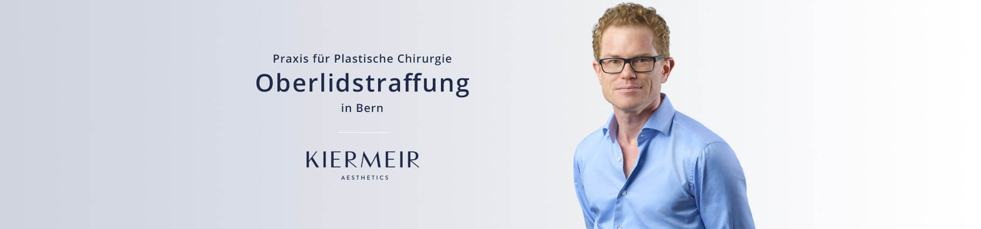 Oberlidstraffung in Bern - Dr. David Kiermeir