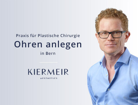 Ohren anlegen - Dr. David Kiermeir