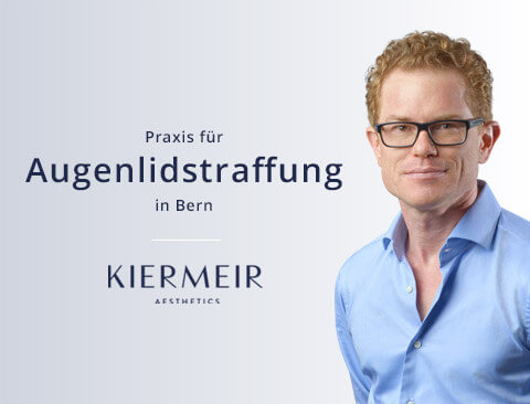 Augenlidstraffung in Bern - Dr. David Kiermeir