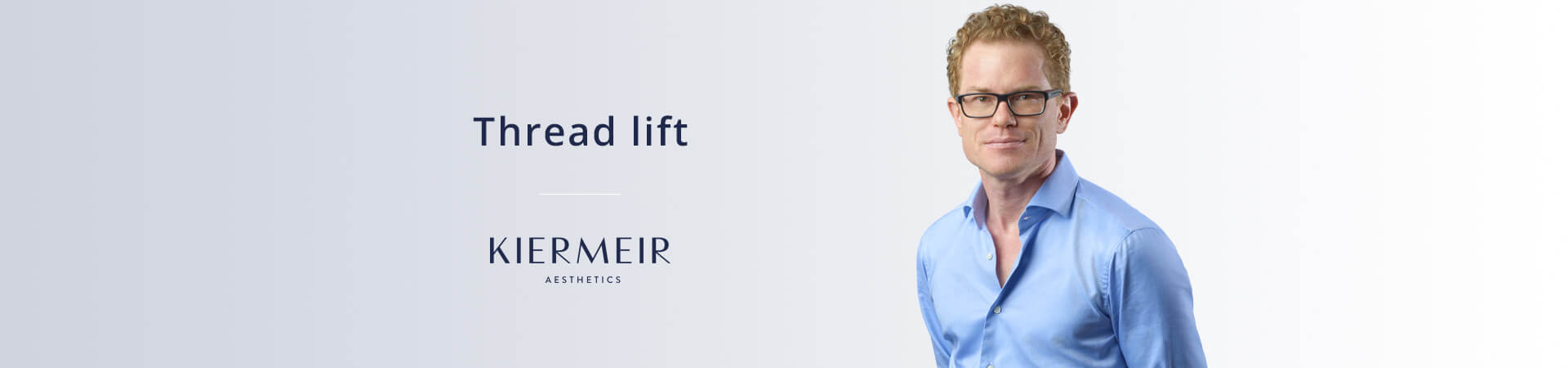 Thread Lift in Bern by Dr. Kiermeir