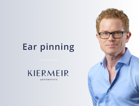 Ear Pinning in Bern by Dr. Kiermeir
