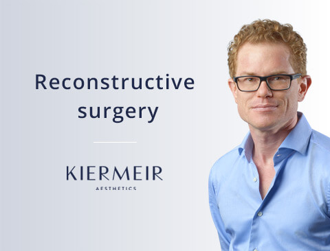 Reconstructive Surgery in Bern by Dr. Kiermeir