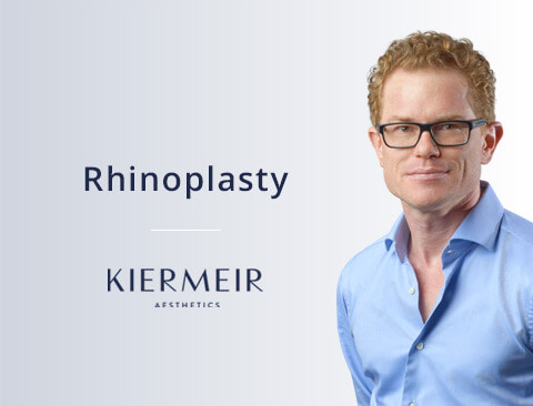 Rhinoplasty in Bern by Dr. Kiermeir