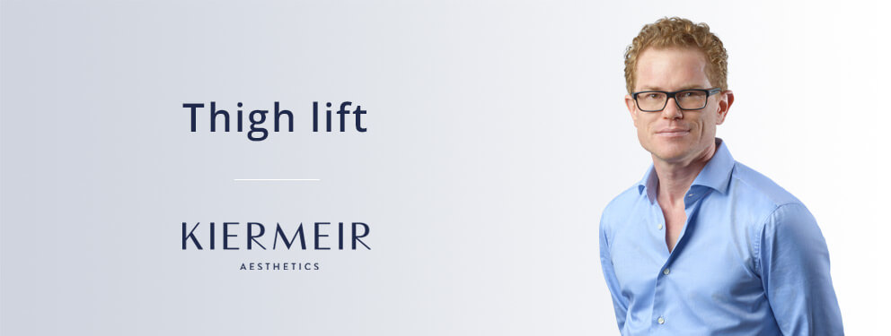 Thigh Lift in Bern by Dr. Kiermeir